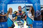 1st in Superpole, Rd 1 ASBK 2012, Philip Island - 