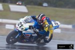 Practising in the rain Rd 5 Qld Raceway - 